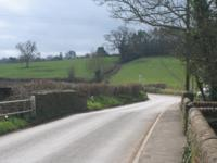 East Coker - near Halves Lane